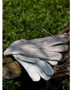 Briers 'Dual' Leather Gardening Gloves
