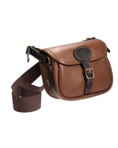 Brady Forest Quick Load Leather Cartridge Bag - Holds 75 Cartridges