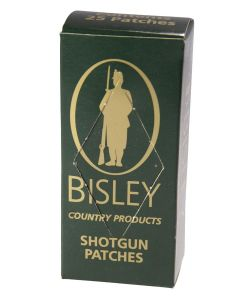 Shotgun Cleaning Patches by Bisley