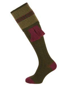 The Cumbrian 'Hunter' Merino Wool Shooting Sock
