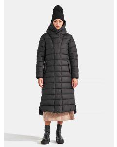 Didriksons Stella Women's Coat 2 - Black