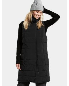 Didriksons Yrsa Women's Vest - Black - 503811