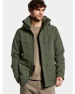 Didriksons Sebastian Men's Jacket 2 - Deep Green - 503796