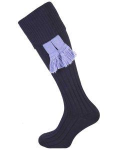 The Dodmarsh 'Marine' Cotton Shooting Sock
