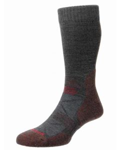 Mid Grey ProTrek Adventure Walking Sock