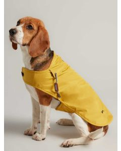 Joules Water Resistant Dog Coast Coat,  Antique Gold