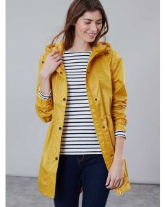 Antique Gold, Joules Golightly Waterproof Jacket