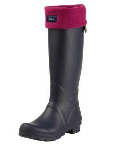 Joules Berry Women's Welton Fleece Welly Boot Socks
