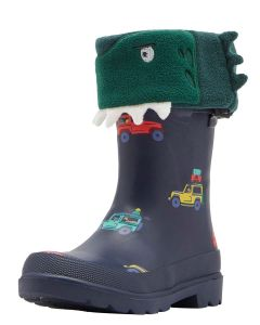 Joules Kids Fleece Boot Socks