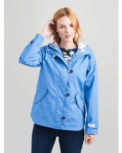 Joules Coast Waterproof Jacket, Blue