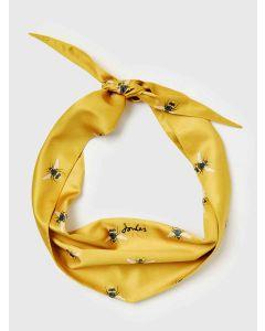 Joules Dog Neckerchief - Gold Bee