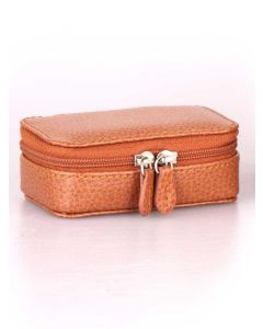 Laurige Leather Pocket Box, Gold