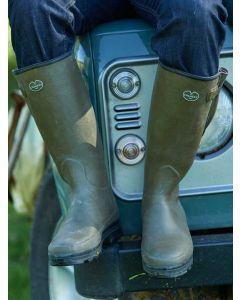 Men's Le Chameau Vierzonord Welly Boot, Vert Chameau