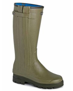 Men's Le Chameau Chasseur Neoprene Lined Boot