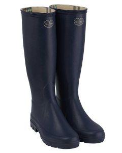 Le Chameau Iris Women's Wellington Boots, Bleu Fonce