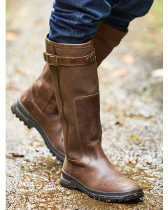 Le Chameau Jameson Leather Boot, Caramel