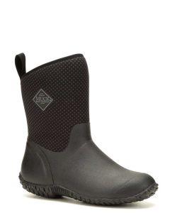 Muck Boots Women's Muckster ll Short - RHS Black - 31789