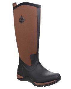 Muck Boots Women's Arctic Adventure - Black/Tan - 24842