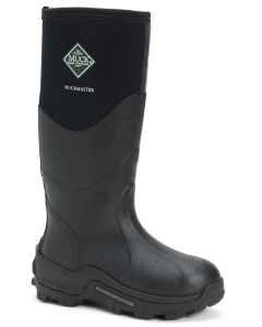 Muck Boots Men's Muckmaster Hi Wellington Boot - Black - 23387