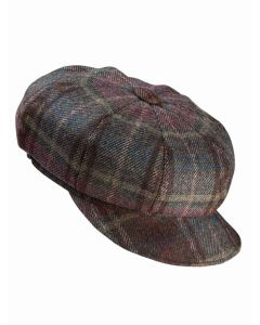 Olney Maggie Women's Tweed Baker Boy Cap