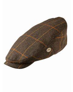 Olney Bond Kirkton Tweed Flat Cap