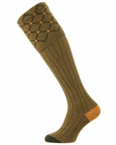 The Pennine Regent Shooting Sock, Old Sage