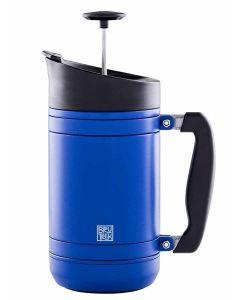 BruTrek Basecamp French Press 946ml (32oz) - Mountain Lake (Blue)
