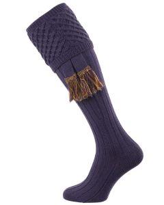 The Chelsea Shooting Sock, Wild Heather