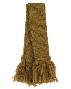 Extra Fine Merino Wool Garter - Dijon