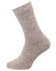 The Countryman Short Wool Boot Sock, Stone