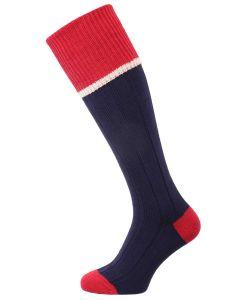 The Cobnash Cotton Shooting Sock, Brittania