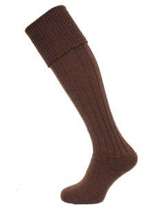 The Dinmore Cushion Foot Shooting Sock, Buchan