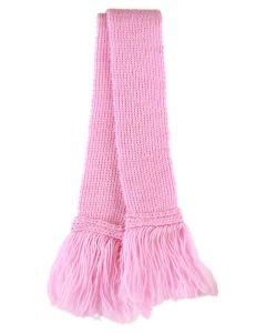 Premium Wool Garter - Baby Pink