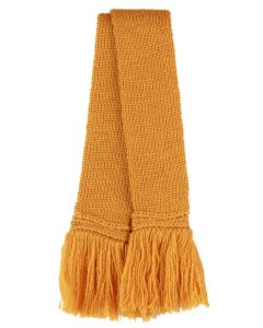 Extra Fine Merino Wool Garter - Sunflower