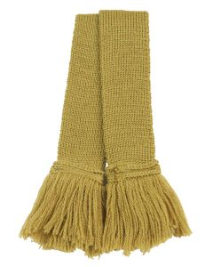 Extra Fine Merino Wool Garter - Sage Solid