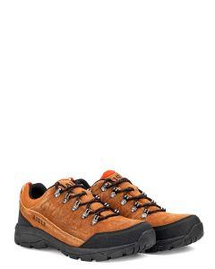 Aigle Vedur MTD Leather Walking Shoe - Brique