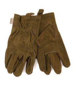 Briers Premium Suede Olive Gardening Glove