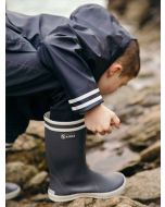 Children's Lolly Pop Boot, Marine (Navy Blue) by Aigle