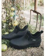 Men's Aigle Lessfor Plus Gardening Ankle Boots; Noir