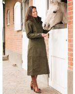 Baleno Kensington Full Length Waterproof Coat, Pine Green