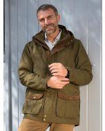 Baleno Oakwood Men's Coat, Pine Green