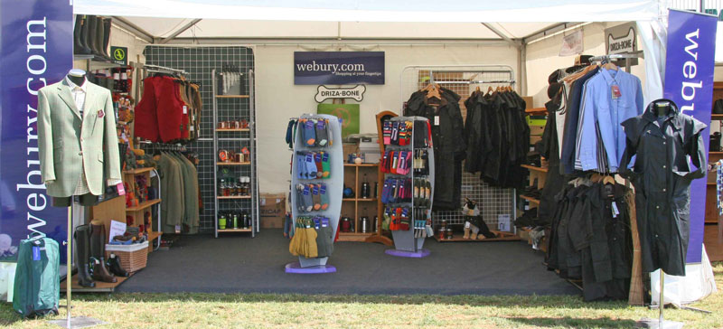Cowdray Gold Cup Stand 2014