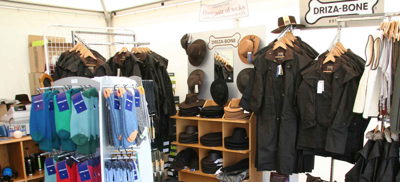 The 2014 Cowdray Gold Cup Stand